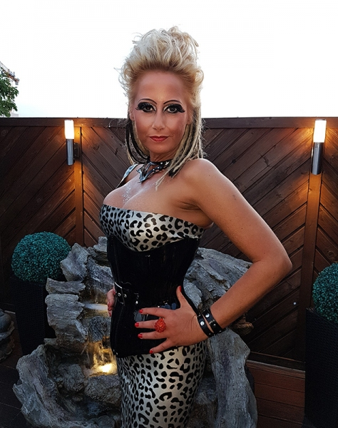 Blonde frau porno